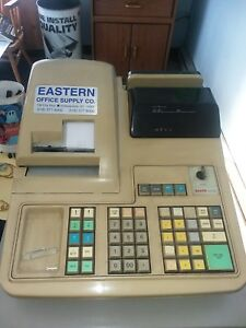 Sanyo Cash Register Great Condition Works Great