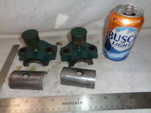 Bearing Caps And Bearing Inserts 2hp Fairbanks Morse Z For Hit Miss Gas Engine