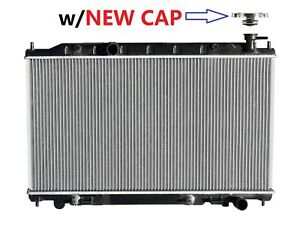 Radiator W Brand New Cap 2415 For 02 06 Nissan Altima 3 5l V6 Only