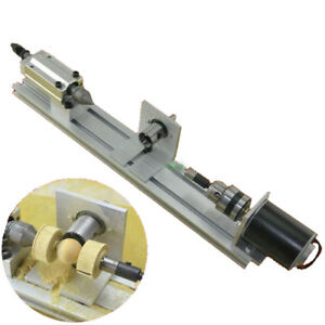 19v Mini Lathe Micro Beads Lathe Machine Mini Drill Rotary Tool Beads Machine