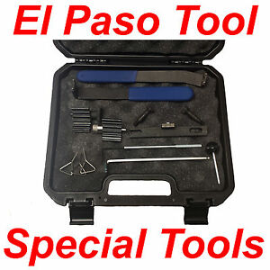 Oem Baum Tools Vw Tdi Timing Belt Special Tool Kit 1998 2014
