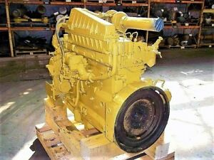 Cat 3306 Dita Diesel Engine 240 250 Hp Good Tested Low Hour