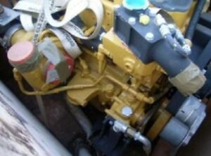 Cat C7 Rmf Non Acert Industrial Diesel Engine 370 Hp 0 Miles
