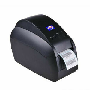 Aibao 80mm High Speed Thermal Barcode Printer 1d 2d Codes Free Paper Roll 80085