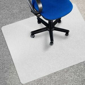 Chair Mat For Carpets Low Medium Pile Computer Chair Floor Protector For