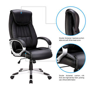 High Back Office Gaming Chair Computer Chair Racing Seat Executive Ergonomic
