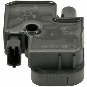 Bosch 0221503035 Ignition Coil Coil Pack Design Direct Fit