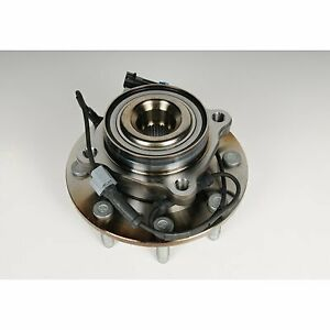 Ac Delco Wheel Hub Front Driver Or Passenger Side New For Chevy Suburban Fw392