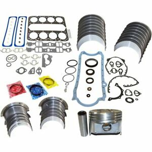 Dnj Engine Rebuild Kit New For E350 Van Truck F250 F350 Ford Ek4186b
