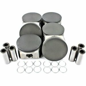 Dnj Pistons Set Of 6 New Dodge Intrepid Chrysler Concorde 1998 2001 P143