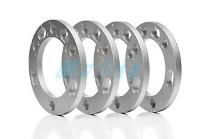 Wheel Spacers 1 2 Thick Fits 6 Lug Chevy And Gmc Trucks 4 Pieces