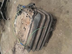 White oliver Tractor Electric Air Seat 100 120 125 140 145