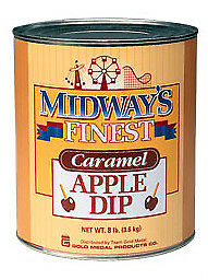 Midway s Finest Caramel Apple Dip 8 Lb Can