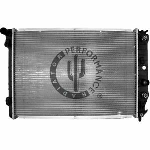 Performance Radiator New Chevy Chevrolet Corvette 1997 2001 1885