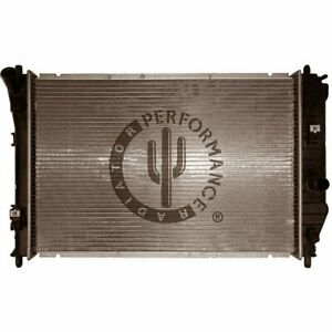 Performance Radiator New Chevy Chevrolet Corvette 2005 2013 2324