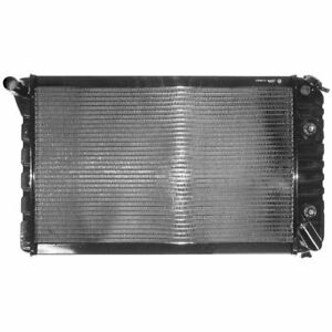 Performance Radiator New Chevy Chevrolet Corvette 1977 1982 717cbr