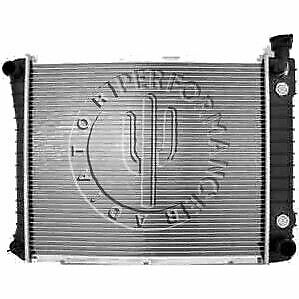 Performance Radiator New Chevy Chevrolet C1500 Truck K1500 Gmc K2500 434