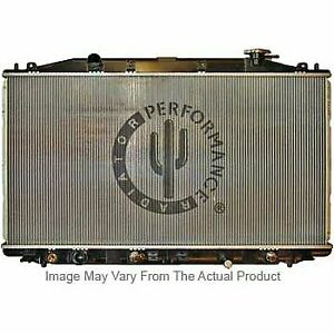 Performance Radiator New Chevy Chevrolet Corvette 1977 1982 5066