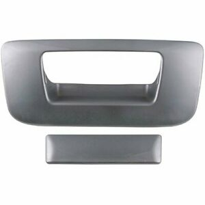 Putco 401092 Tailgate Handle Cover For 2008 2013 Chevrolet Silverado 1500