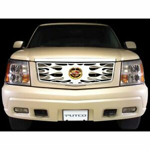 Putco Billet Grille New Polished Cadillac Escalade Ext 2002 2006 89115