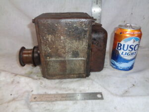 Generator Dynamo Cast Iron Vintage Auto Tractor Hit Miss Gas Engine
