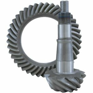 Yukon Gear Axle Ring And Pinion Rear New Chevy Yg Gm9 5 342