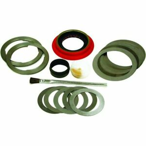 Yukon Gear Axle Ring And Pinion Installation Kit Rear New Dodge Mk C8 75 89