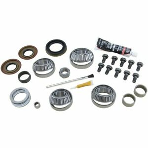 Yukon Gear Axle Differential Installation Kit Front New For Yk Gm8 25ifs A