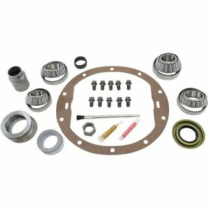 Yukon Gear Axle Differential Installation Kit Rear New For Chevy Yk Gm8 2