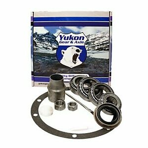 Yukon Gear Axle Ring And Pinion Installation Kit Rear New For Chevy Bk Gm8 75