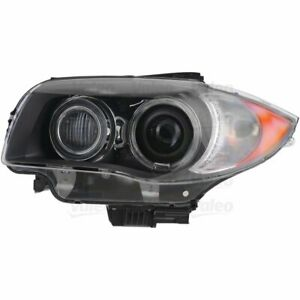 Valeo Hid Headlight Lamp Driver Left Side New Lh Hand Coupe E87 1 Series 44797