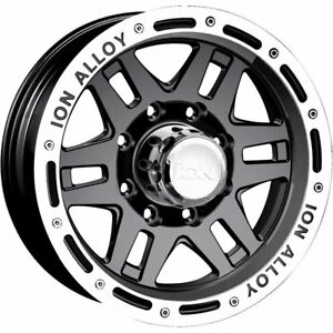 Ion Alloy Wheels Wheel 15 Inch Diameter New Chevy Blazer For Toyota 133 5883b
