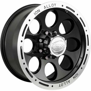 Ion Alloy Wheels Wheel 15 Inch Diameter New Chevy Ram Truck Econoline 174 5185b