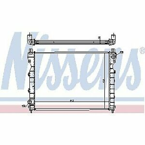 Nissens Radiator New Land Rover Freelander 2002 2005 64310a