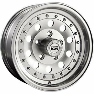 Ion Alloy Wheels Wheel 15 Inch Diameter New Chevy S10 Pickup S 10 71 5761