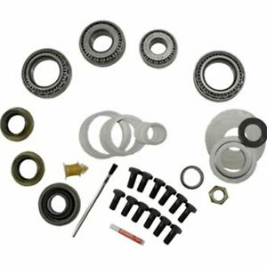 Yukon Gear Axle Differential Installation Kit Front New Yk Gm7 2ifs B