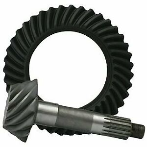 Yukon Gear Axle Ring And Pinion Rear New For Chevy Yg Gm55t 338