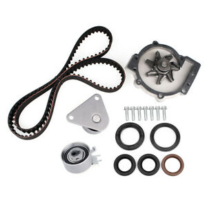 Timing Belt Kit Water Pump For Volvo C70 S40 S60 V70 Xc70 2 4t 2 5t 3188688 Dohc