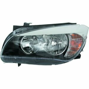 63117290237 Valeo Headlight Lamp Driver Left Side New Lh Hand For Bmw 46652