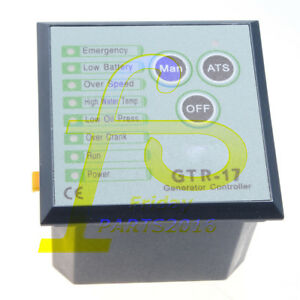 New Generator Controller Asm17 Auto Start Stop Function Replacement For Gtr 17