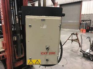Konecranes Cxt20110005r1fan0s 460v ac Electric Wire Rope Hoist