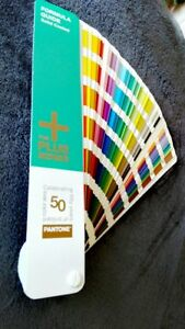 Pantone The Plus Series Formula Color Guide Solid Coated 2013 Book brand New
