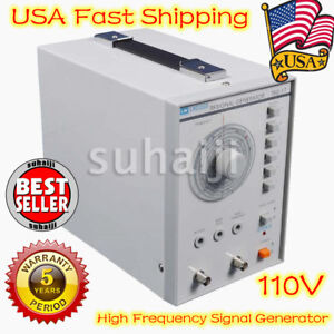 110v High Frequency Signal Generator Rf Raido Frequency 100 Khz 150mhz Usa Stock