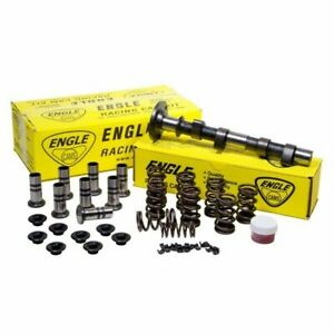 Engle W120 Stage 2 Vw Camshaft Kit With Cam lifters springs retainers keepers
