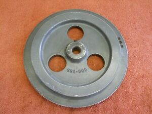 Nice Original Two Step Countershaft Pulley For Atlas Craftsman 10 12 Lathe