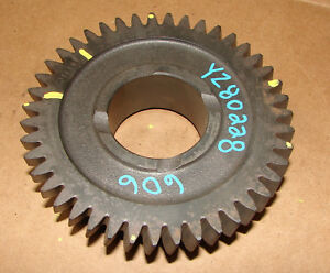 Yz80228 John Deere 4200 4300 4400 Output Shaft 1st Gear