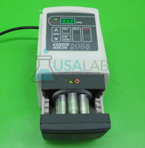 Watson Marlow 205s Peristaltic Pump 4 channel Without Cartridges 8