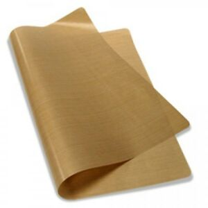Ptfe Cover Sheet 18 x18 5 Mils For Transfer Paper Iron on Heat Press Art Craft