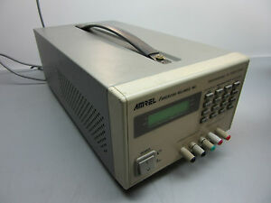 Amrel Pps60 1 Programmable Dc Power Supply tq72