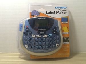 Dymo Letratag Plus Personal Label Maker 2 Lines 6 7 10w X 2 4 5d X 5 7 10h New